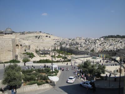 Mosquee Al Alksa et Jerusalem Est