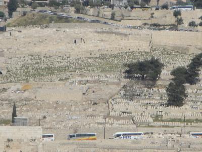 Mont des Oliviers Jerusalem