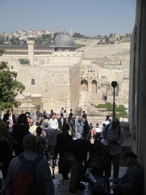 Mosquee Al Aqsa Jerusalem