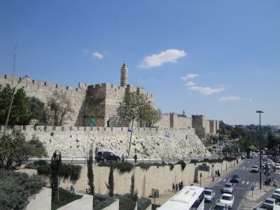 Remparts de Jerusalem