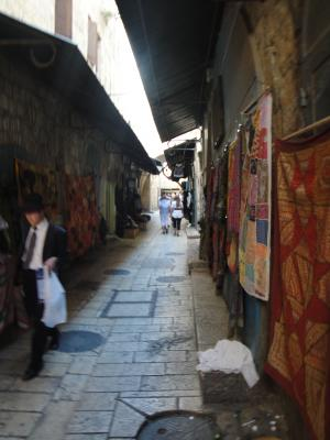 Ruelle Vieiille Ville Jerusalem